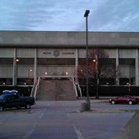Photo taken at James H. Hilton Coliseum by Clint C. on 11/24/2012