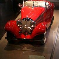 Das Foto wurde bei Mercedes-Benz Museum von Mathias S. am 11/4/2012 aufgenommen