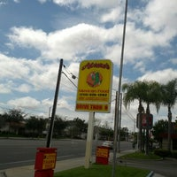 Photo taken at Alvaro's Mexican Food by Ed D. on 3/31/2013