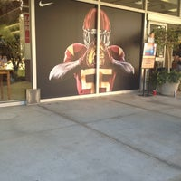 Photo taken at USC Bookstore (BKS) by Syreeta T. on 11/3/2012