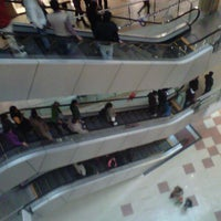 Photo taken at P&M Mall by Kumar G. on 12/24/2012