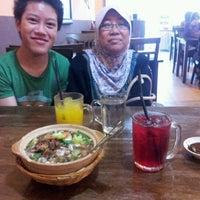 Photo taken at Restoran Sup D'Kampung by Mohd B. on 12/14/2012