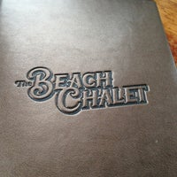 Photo taken at Beach Chalet Brewery & Restaurant by Fernando B. on 7/3/2013