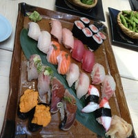 Photo taken at Hatsuhana Park by Josh M. on 6/4/2013