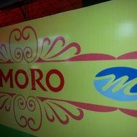 Photo taken at Cafe Moro by Raditsya M. on 6/28/2013