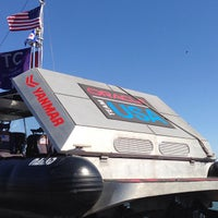 Photo taken at Oracle Team USA -Pier 80 by SeaDek M. on 9/9/2013