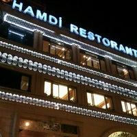 Photo taken at Hamdi by Uwe M. on 10/16/2012