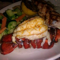 Photo taken at BJ's Restaurant and Brewhouse by Jimmy C. on 4/2/2013