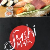 Photo taken at Sushi Mar by Andreia C. on 12/16/2012