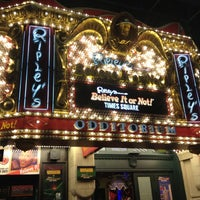 Photo taken at Ripley's Believe It Or Not! Times Square by Max C. on 1/3/2013