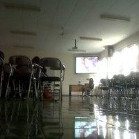 Photo taken at Fakultas Ilmu Komunikasi by Claudia A. on 5/21/2013
