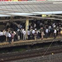 Photo taken at Hodogaya Station by Sato z. on 9/1/2015