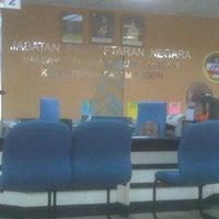 Photo taken at Jabatan Pendaftaran Negara JPN by ZEŔøL on 6/26/2013