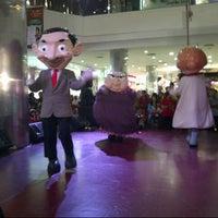 Photo taken at Bandung Indah Plaza (BIP) by Kristina S. on 12/23/2012
