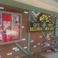 Photo taken at Spin Records by Crystal T. on 4/19/2014