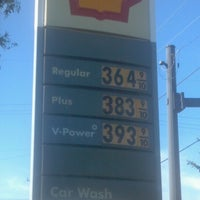 """Photo taken at Shell by L """"BabyBoi"""" S. on 9/28/2012"""