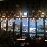 Photo taken at Al Molo Ristorante Italiano by Grace M. on 12/21/2012