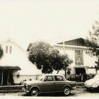 Photo taken at GKI Kebayoran Baru by Viando L. on 2/24/2013