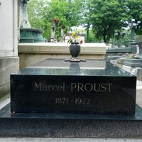 Photo taken at Père Lachaise Cemetery by Thyago G. on 5/31/2013