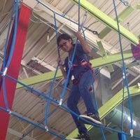 Photo taken at Thrill It Fun Center by Hiroko T. on 8/3/2013