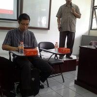 Photo taken at Gedung B - Institut Teknologi Telkom by Muhammad A. on 12/19/2013