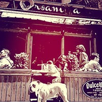 Photo taken at Organika - Organic Bar & Kitchen by jairo b. on 7/15/2013