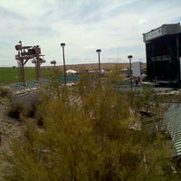 Photo taken at Hard Rock Casino Albuquerque Presents The Pavilion by Andrew S. on 9/11/2011