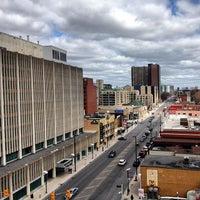 Photo taken at Quality Hotel Downtown Ottawa by Sebastian K. on 4/27/2014