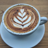 Photo taken at The Espresso Room by Natália L. on 6/16/2015