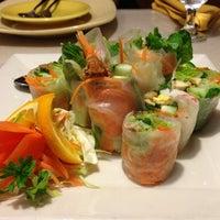 Photo taken at Amarin Thai Cuisine by Melissa H. on 1/5/2013