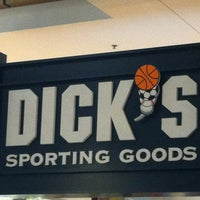 Photo taken at Dick's Sporting Goods by Donald J. on 2/3/2013