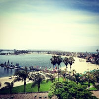 Photo taken at Catamaran Resort Hotel and Spa by Alon D. on 5/26/2013