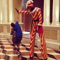 Photo taken at Venetian Concierge by Alon D. on 8/1/2013