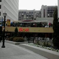 Photo taken at Shout! Restaurant & Lounge by Kedric K. on 3/24/2013