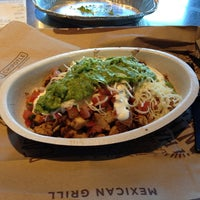 Photo taken at Chipotle Mexican Grill by LadyRuby on 7/14/2013