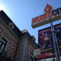 Photo taken at Museo de Cera by Rudi T. on 11/19/2012