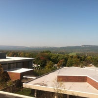 Photo taken at Coykendall Science Building by Christopher P. on 10/5/2012