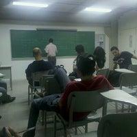 Photo taken at Faculdade Nossa Cidade FNC by Henrique S. on 11/1/2012