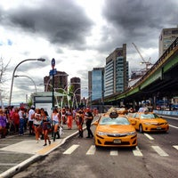 Photo taken at New York Water Taxi - LIC by Dani M. on 6/8/2013