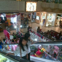Photo taken at Plaza Surabaya by Rahmadi on 12/21/2012