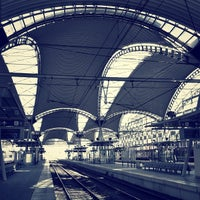 Photo taken at Station Leuven by marianne h. on 9/18/2012