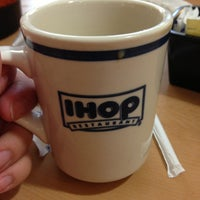 Photo taken at IHOP by Rosy M. on 12/23/2012