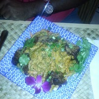 Photo taken at Jawaiian Irie Jerk Restaurant by Carol S. on 8/11/2013
