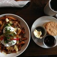 Photo taken at Bite Café by Joe C. on 3/6/2013