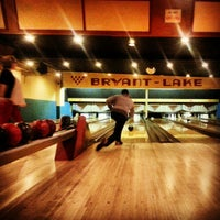 Photo taken at Bryant-Lake Bowl & Theater by Scott D. on 1/20/2013