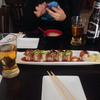 Photo taken at Kyoto Sushi by Rodger T. on 3/9/2014