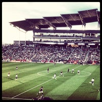 Photo taken at Dick's Sporting Goods Park by Andy M. on 10/1/2012
