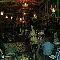 Photo taken at Fez Moroccan Restaurant by Cass L. on 6/14/2014