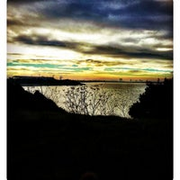 Photo taken at Albany Waterfront Trail by Debbie L. on 1/25/2013