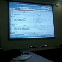 Photo taken at Universitas Muhammadiyah Sumatera Utara (UMSU) by Anthonius P. on 10/29/2012